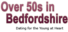 Over 50s in Bedfordshire